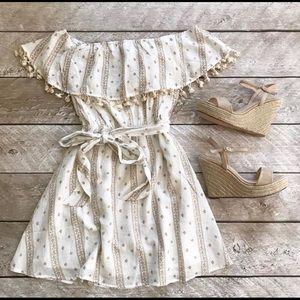 DISCOUNTED Barb Boho Dress